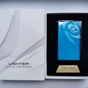 Zapalniczka plazmowa USB niebieska